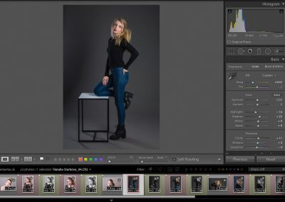 Adobe Lightroom kurz
