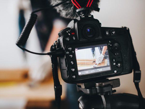 Video workshop- kurz natáčania videa na zrkadlovku