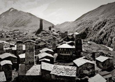 Gruzínsko - cestovateľský foto workshop