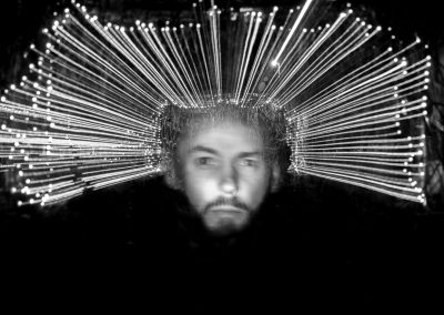 Luminografické experimenty
