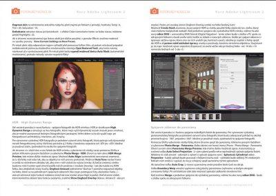 Online kurz Adobe Lightroom