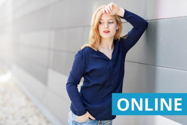 Ako na pózvanie pri fotení portrétu - online kurz naživo s lektorom