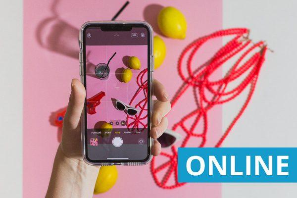 Fotenie mobilom - základny kurz ONLINE
