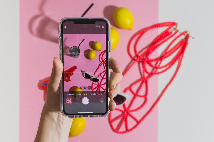 kurzy fotenia mobilom, fotografovanie mobilom, iPhone, Android, smartfon foto